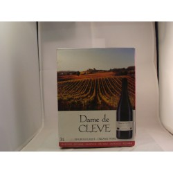 Bag in Box Vin Rouge 3L