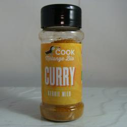 Curry en poudre 35g