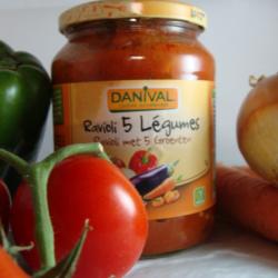 Ravioli aux Légumes 670g