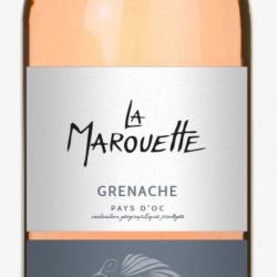 Vin Rosé Grenache 75 cl
