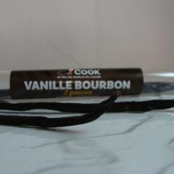 Vanille Bourbon 2 Gousses