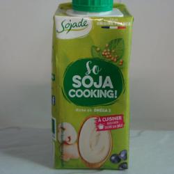 Crème Soya Cuisine 20cl