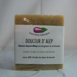 Savon Douceur d'Alep 100g