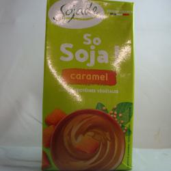SO Soja Dessert caramel