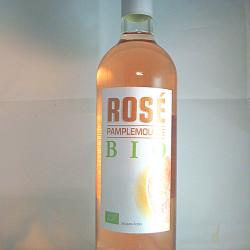 Vin Rosé pamplemousse 75 cl