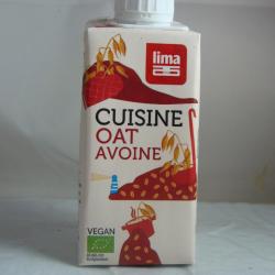 Crème Avoine Cuisine 20cl