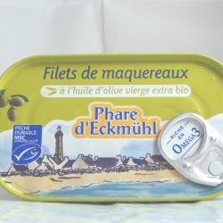Filets de Maquereaux à...
