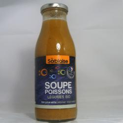 Soupe de Poisson aux...