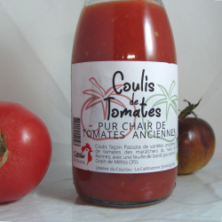 Coulis Tomates Anciennes 25cl