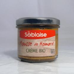Mousse de Homard à la Crème...