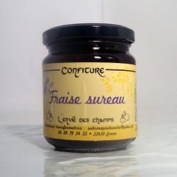 Confiture Fraise Sureau 230g