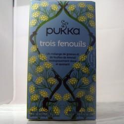 Tisane Pukka aux 3 Fenouils