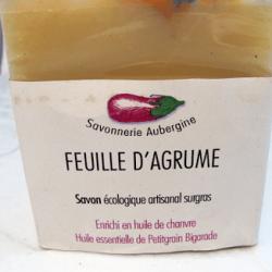 Savon Feuille d'Agrume 100g