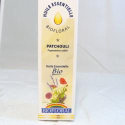 Huile Essentille de Patchouli