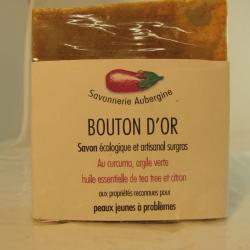 Savon Bouton d'Or 100g